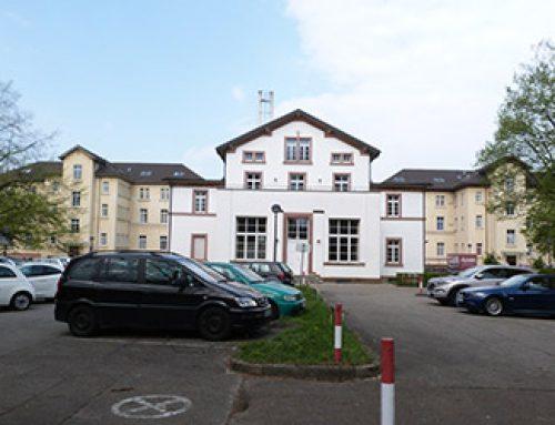 10 – Studentendorf StühlingerDie ehemalige Kreispflegeanstalt