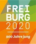 Freiburg 2020 900 jahre jung Logo